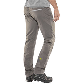 Bergans Utne Pants Men Graphite/Solid Light Grey/Spring Leaves